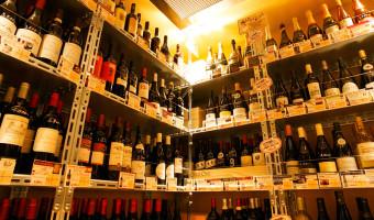 ウォークインワインセラーから選ぶワイン